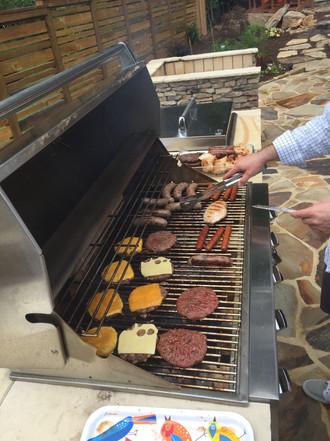 XL grill