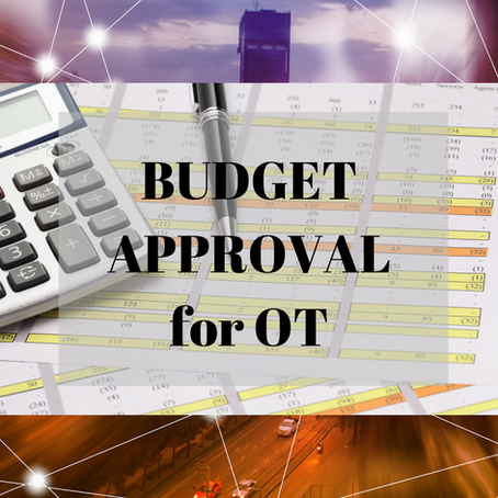 How Do You Ask Your CISO for OT Cybersecurity Budget?