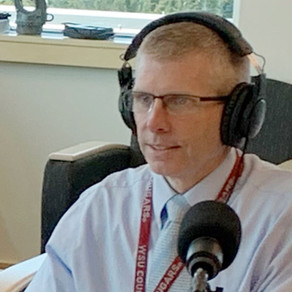 Host, Dave Whitehead delves into the future of electric power in his Podcast: Schweitzer Drive
