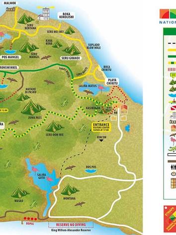 Washington Slagbaii National Park