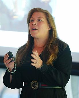 Trisha Harp bestselling author and speak
