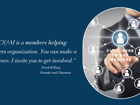 The Chairman's Minute: Members Helping Members