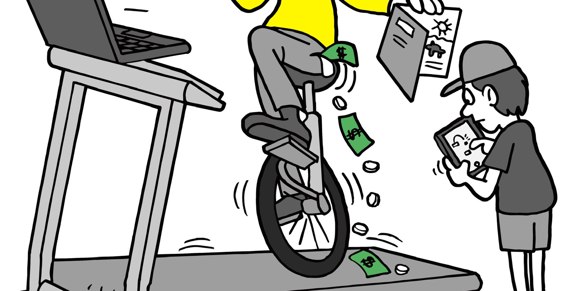 UnicycleOnTreadmill.png