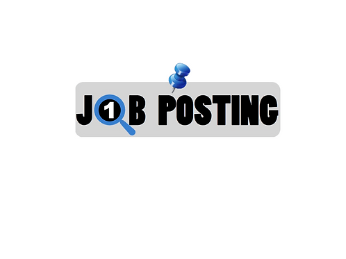 1 Job Posting