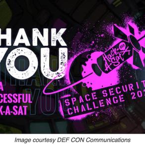 DEF CON takes CTF into Space