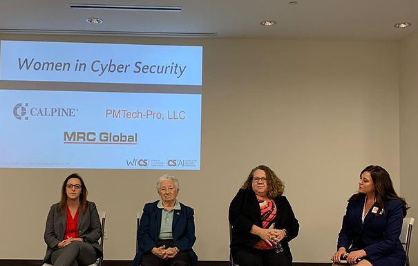 (CS)²AI's Houston Chapter Holds  All Day Cyber Security Conference at The University of Houston