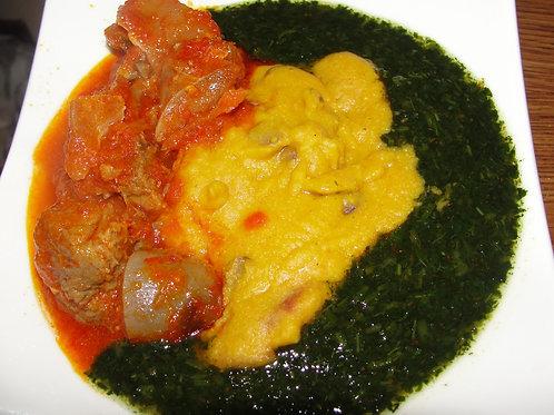 Gbegiri (Beans soup)