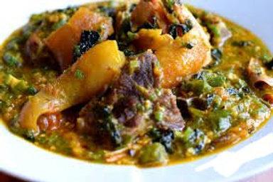 Okra Soup