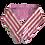 Thumbnail: 保冷剤ポケット付きタオル【大】B-2ピンク