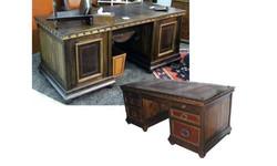 Rustic Office Desk