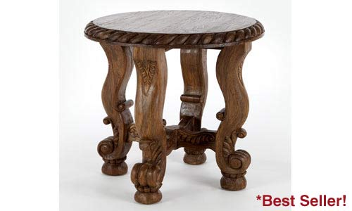 Southwestern End Table