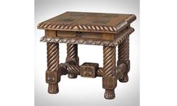 Southwestern Side Table
