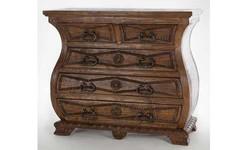 Rustic Wood Dresser
