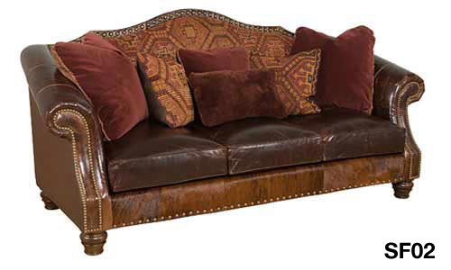 Southwestern Style Couch