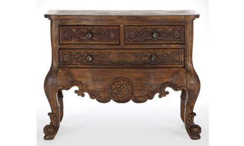 Tuscan Style Nightstand