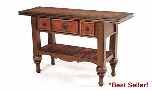Western Style Sofa Table