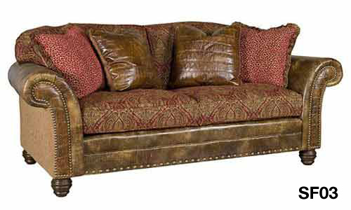 Southwestern Style Sofas Couches Loveseats Fiesta