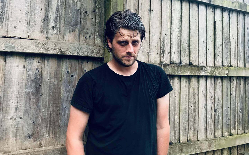 Change the Letter promo shot August 2020 featuring CTL frontman Rob Phillimore