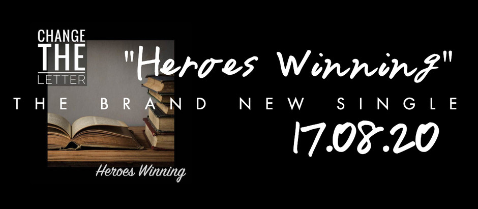 """Watch """"Heroes Winning"""" Official Music Video - Spotify Release Date,  Song Lyrics and More"""