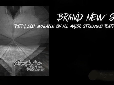 """Brand New Single """"Puppy Dog"""" Due for Release in Next Few Days"""