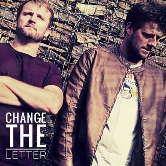 Change the Letter, alt/roots music duo f