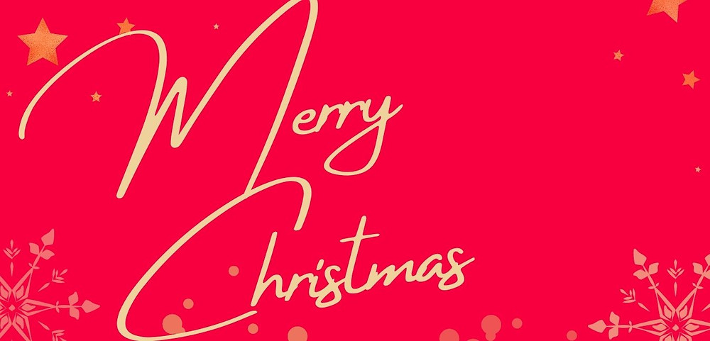 Merry Christmas from Change the Letter: Here's to 2021 blog post banner.