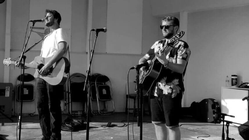 Change the Letter live in Newquay, Cornwall. Newquay Sessions 2019.