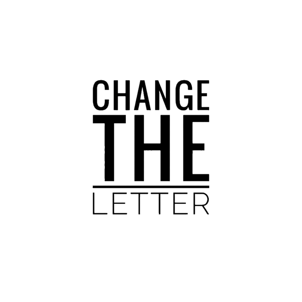 Change the Letter band logo. Alt/roots/americana music from Cornwall UK