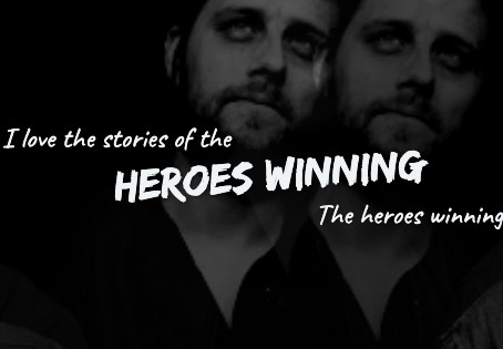 """#NewMusicAlert: """"Heroes Winning"""" by Change the Letter - Recorded Live in Rehearsal + HFF2020"""