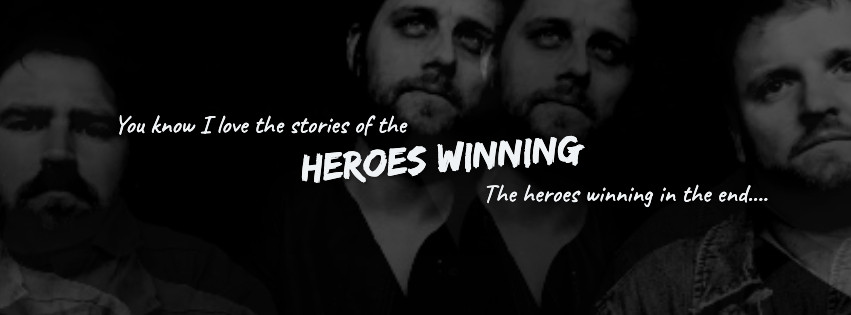 "#NewMusicAlert: ""Heroes Winning"" by Change the Letter - Recorded Live in Rehearsal + HFF2020"