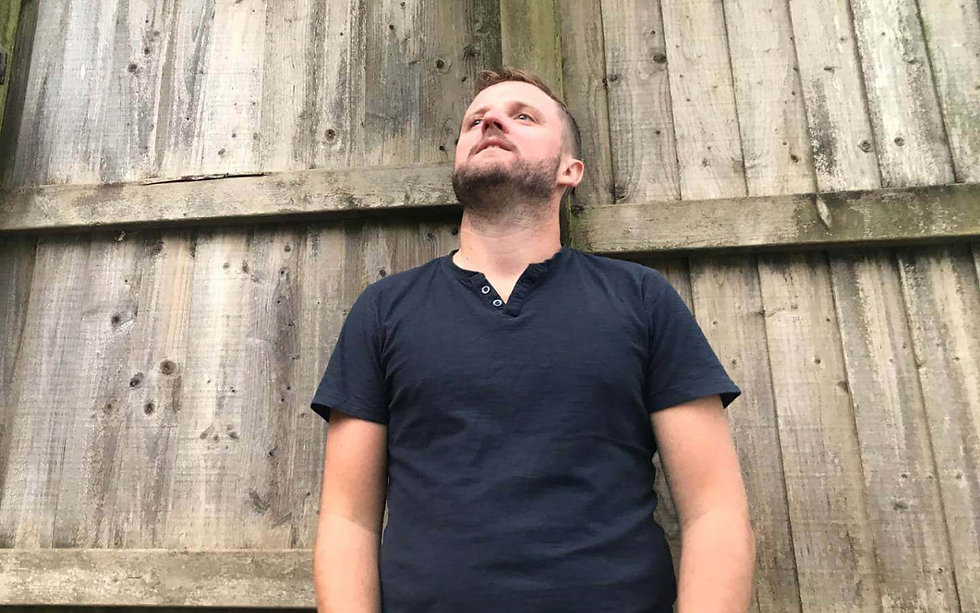 Rob Griffiths Change the Letter promo Au