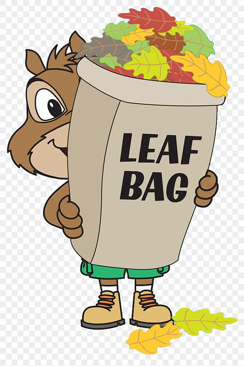 Leaf Bag / Compost Bin Liner Fundraiser - 5 bags for 5$
