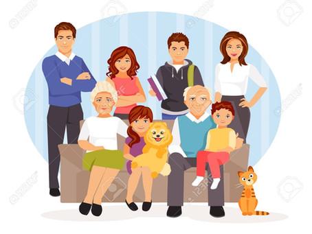 Você sabia que a microfisioterapia trata as repetições de história da sua família?