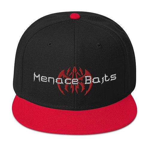 Menace Baits Snapback