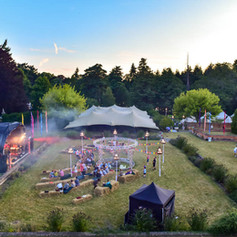 Perfect venue for outdoor events