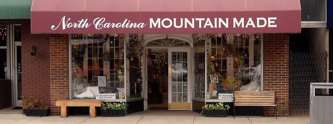 North Carolina Mountain Made store