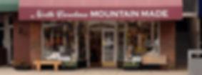 North Carolina Mountain Made store