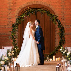 Wedding ceremonies at Minley Manor