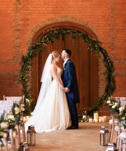 Ceremony in The Orangery