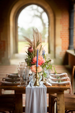 Enchanting setting for your special day