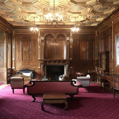 Minley Manors Oak Drawing Room