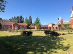 Dutch Lawn & Sunken Garden