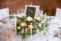 Receptions in the Orangery