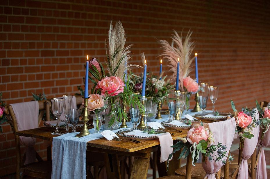 Wedding Table Design & Styling
