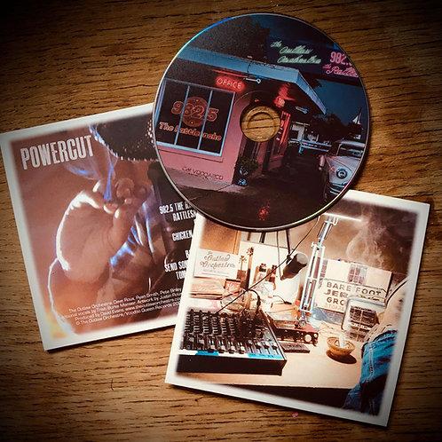 POWER CUT ~ Mini Album