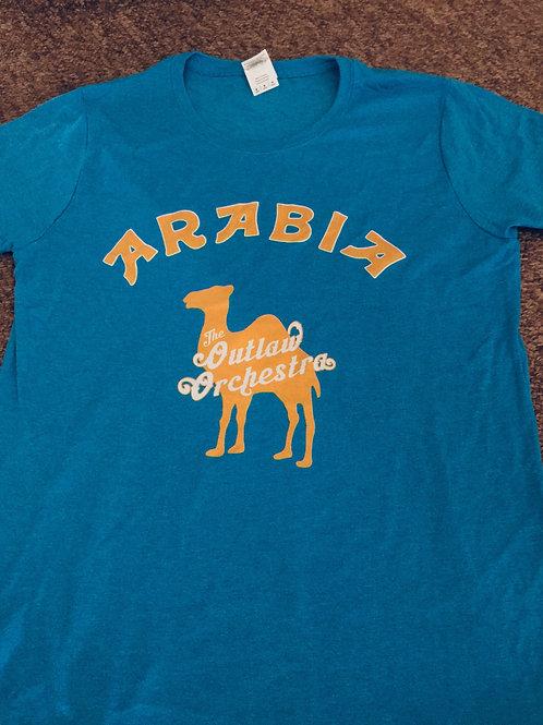 Ladies ARABIA T-Shirt Medium