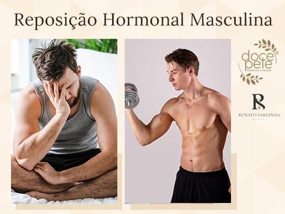 Reposição Hormonal Masculina