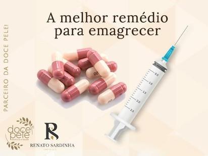 A melhor remédio para emagrecer!