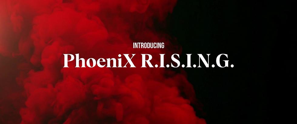 PhoeniX R.I.S.I.N.G Fall 2020 New Initia
