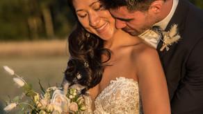 Mariage avec cérémonie laïque au Domaine des Monédières